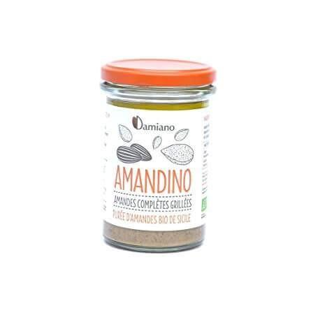 PUREE AMANDES COMPLETES GRILLEES 275G