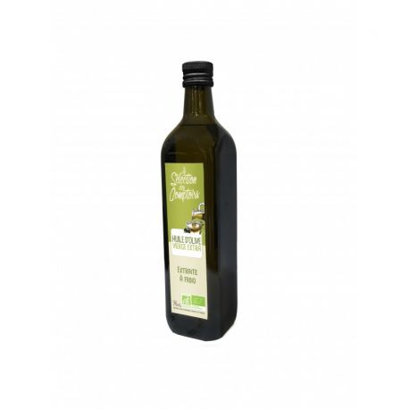 HUILE D'OLIVE VIERGE EXTRA 75CL CC